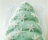DIY Tree Cake