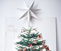 2D Gift Bag Christmas Tree