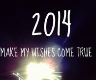 2014 make my wishes come true
