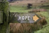Hope is this way