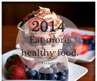 Eat more healthy food