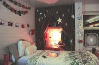Bedroom getaway