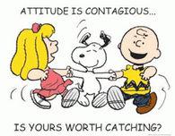 attitude is contagious