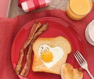 DIY Valentines Day Breakfast