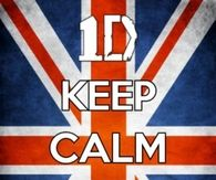 Keep calm and i love england