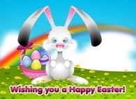 Wishing you a happy easter
