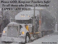 keep our truckers safe