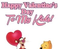 Happy Valentines Day To My Kids