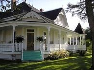 House with Wrap-A-Round Porch