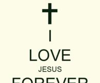 I love Jesus Forever