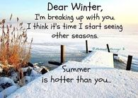Dear Winter