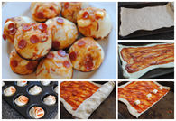 DIY Stuffed Pizza Cupcakes