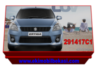 Promo Suzuki Ertiga DP Minim, Cicilan Ringan dan Bunga Rendah