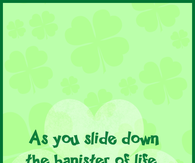 Banister of life