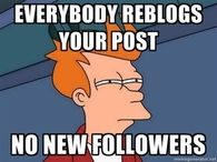 No new followers