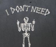 I don't need nobody