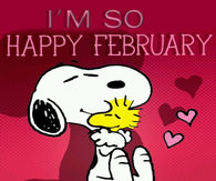 Happy February Is Over