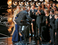 12 Years A Slave wins Best Picture at the 86th Academy Awards