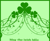 May the Irish hills