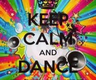 Keep calm and dance forever