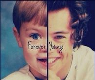 Harry Styles Forever Young