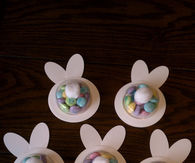 Easter candy favors