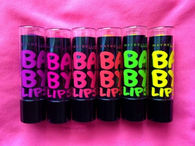 Maybelline Babylips Cosmetics