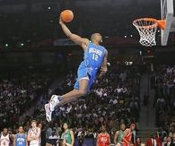 Dwight Howard Slam dunk competition