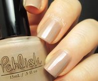 Pahlish nude nail polish