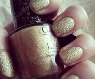 OPI Gold Nail Polish