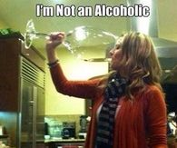 Im not an alcoholic