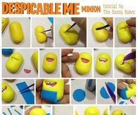 DIY Despicable Me Tutorial