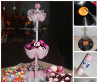 DIY Candy Tower