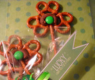 Twisted shamrocks
