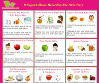 9 Superb Home Remedies for Skin Care
