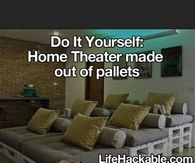 Do it yourself Home Theater