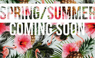Spring and summer coming soon