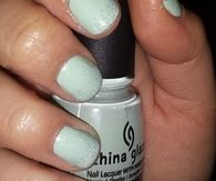 China glaze nails