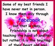 Best Friends on Facebook