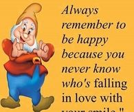 Always Remember Be Happy