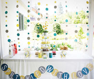 DIY Modern Baby Shower