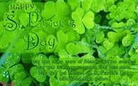 Happy St Patricks Day