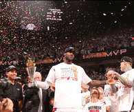 title winners- Miami Heat