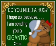do you nee a hug