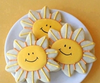 Sunshine Cookies