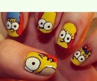 Simpson nails