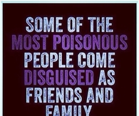 Most Poisonous People