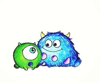 Cute Monsters Inc