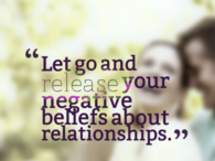 Negative beliefs about relationships