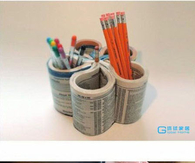 Neat DIY Pen Container